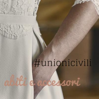 Unione civile a Roma: abiti e accessori