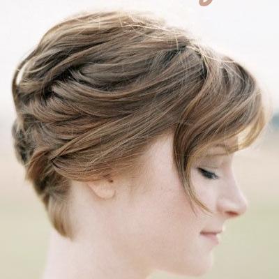 Acconciature sposa capelli corti capelli lunghi